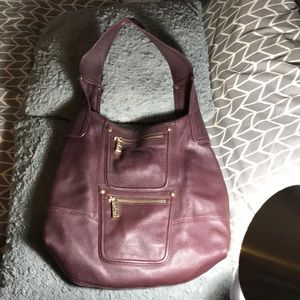 Kooba Plum Hobo Bag